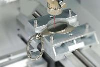 Лазерная центровка при гравировке