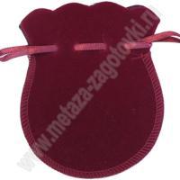 Подарочный мешочек бархатный для ювелирных изделий
