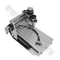 Настольный 3D гравировально фрезерный станок с с числовым программным управлением ЧПУ 20х30 см