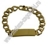 браслеты золотые с покрытием под золото со стразами. Браслет золотистый с пластиной для гравировки